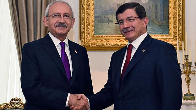 In der Türkei stehen die Zeichen auf Neuwahlen
