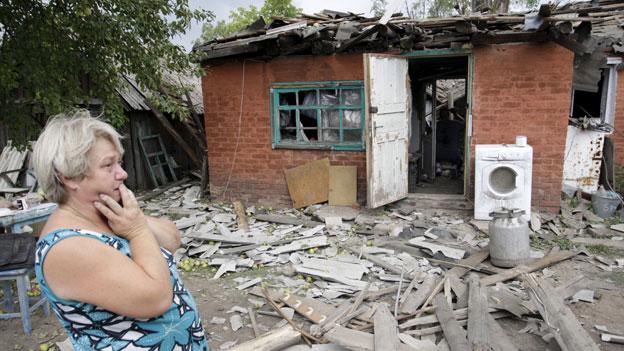 Angst vor Eskalation in der Ostukraine