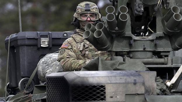 Nato und Russland: Manöver als Kriegsvorbereitung?