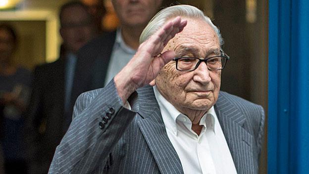 Zum Tod von Egon Bahr - Grandseigneur der deutschen Aussenpolitik