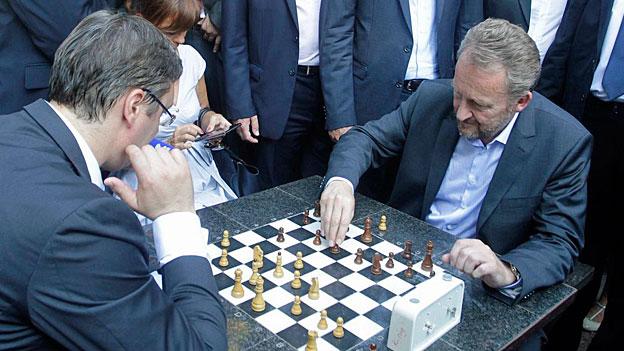 Ex-Jugoslawien - gibt es einen Weg zur Versöhnung?