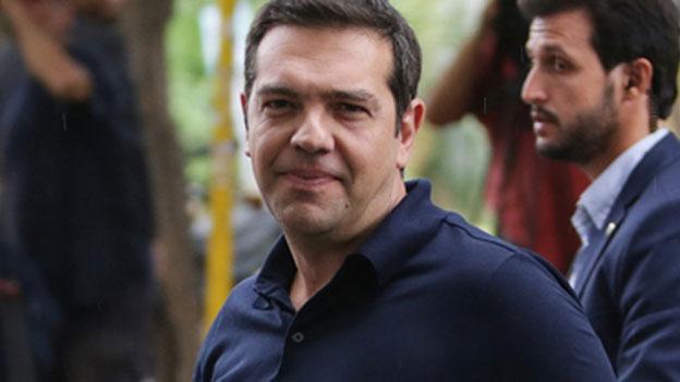 Alexis Tsipras' neuer Schachzug