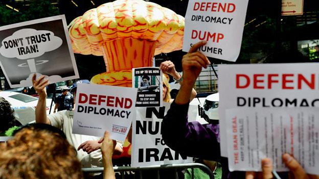 Videobotschaft aus Iran wirbt für Atomabkommen