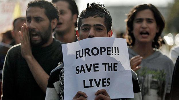 Plädoyer für eine europäische Flüchtlingspolitik