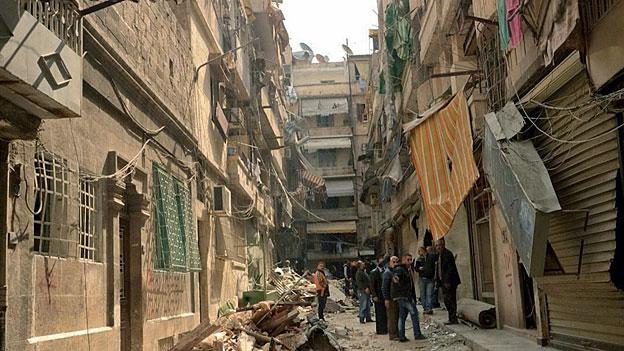 Syrien: Frieden liegt in weiter Ferne