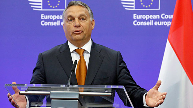 Viktor Orban: «Flüchtlinge sind ein deutsches Problem»
