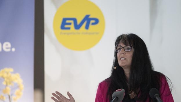 EVP im Wahlkampfmodus