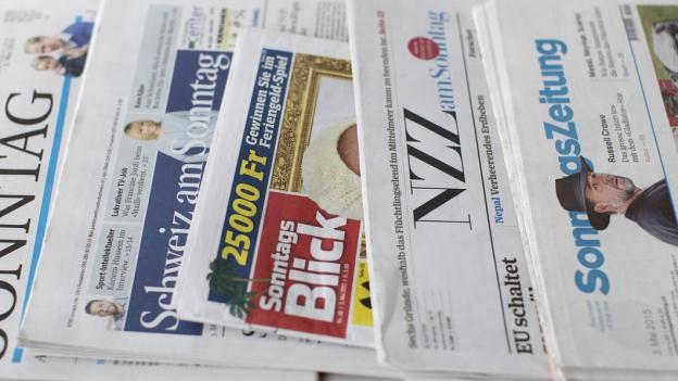 Der Wahlkampf in der Presse