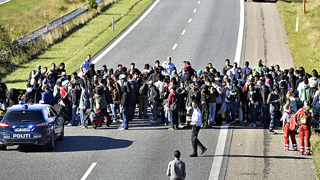 Dänemarks Flüchtlingspolitik irritiert