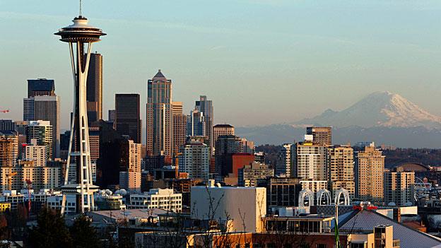 Die Angst vor dem Erdbeben in Seattle