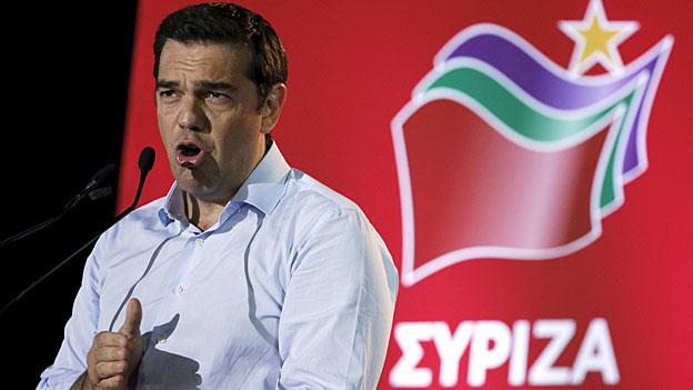 Griechenland: Gegenwind für Syriza