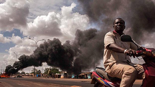 Was ist los in Burkina Faso?