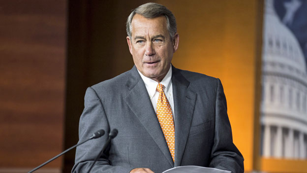 USA: John Boehner tritt zurück