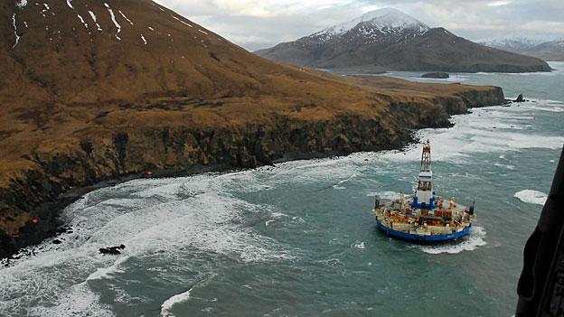 Shell will Probebohrungen vor Alaska stoppen