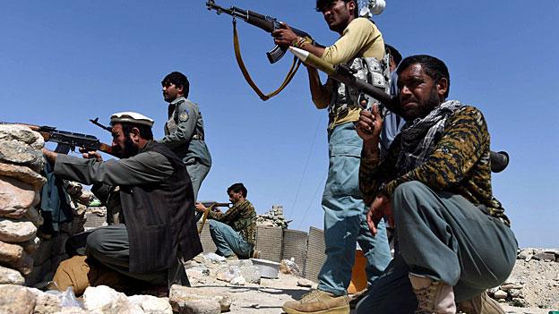 Die Taliban sind zurück in Kundus