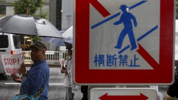 «Japan will keine Flüchtlinge und versucht sich freizukaufen»
