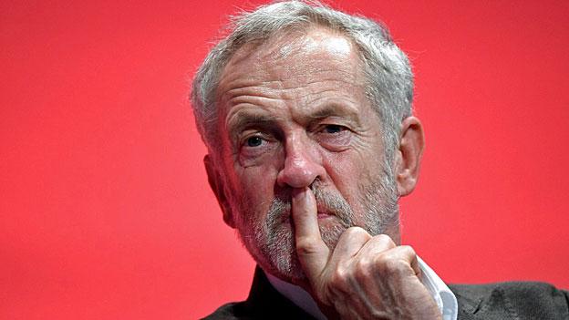 Jeremy Corbyn - Aufbruchstimmung bei British Labour