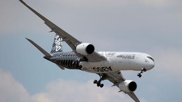 Air France im Sinkflug