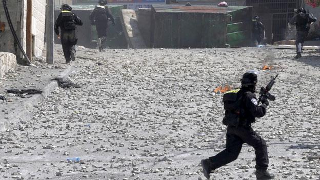 Steht der Nahe Osten vor einer neuen Intifada?