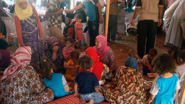 Amnesty International wirft syrischen Kurden Verbrechen vor