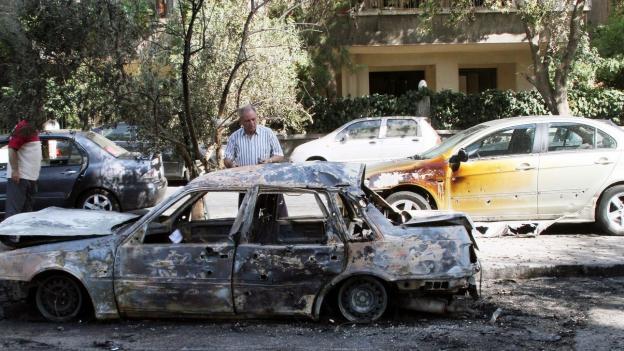Der Bürgerkrieg in Syrien - eine Auslegeordnung