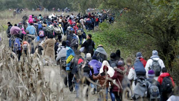 Flüchtlingskrise: «Es braucht eine gesamteuropäische Lösung»
