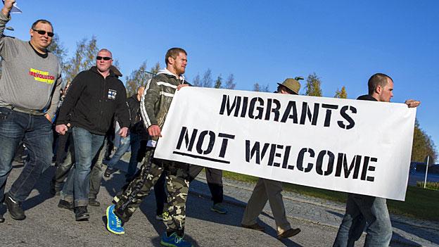 Schwedens Asylpolitik stösst an Grenzen