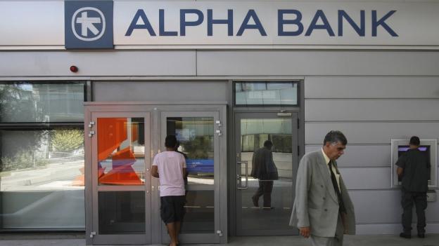 Bankenrettung à la Grecque
