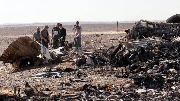 Sinai-Crash: «Um die russische Flugsicherheit steht es schlecht»