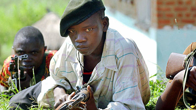 ICC - Entschädigungen für Kongos Kindersoldaten