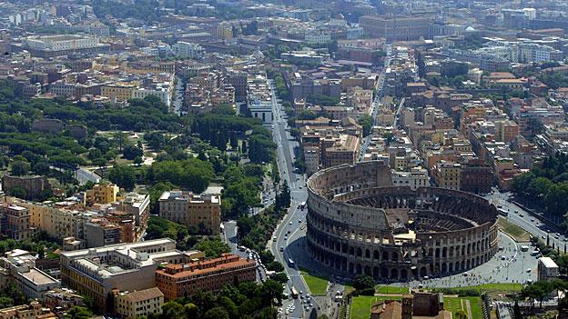 «Mafia Capitale» - Prozess gegen Roms Schattenregierung