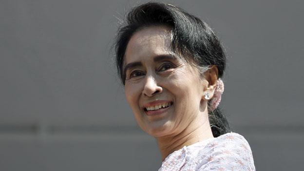 Machtwechsel in Burma