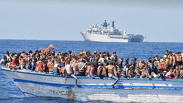 «More for More» - neuer Ansatz in der Flüchtlingspolitik