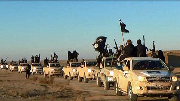 Der «Islamische Staat» gewinnt an Macht