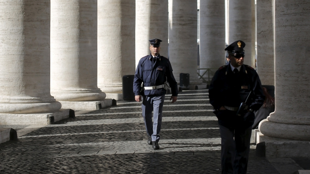 Terrorangst: «Rom ist ein sehr symbolträchtiger Ort»