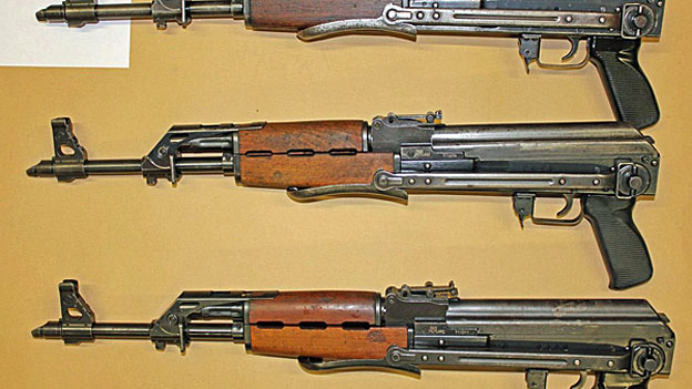 Belgien - ein Eldorado für Waffenkäufer?