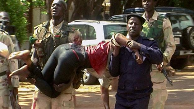 Geiselnahme in Bamako: Angriff auf den Westen und auf Frankreich