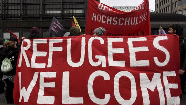 Flüchtlinge - willkommene Arbeitskräfte in Deutschland