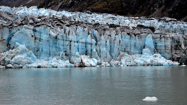 Alsaka: Schrumpfende Gletscher - steigendes Land