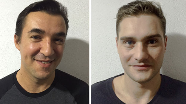 Zwei junge Rumänen holen Wissen zurück ins Land