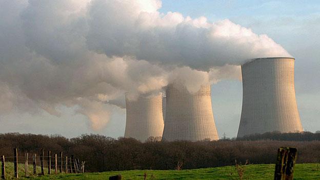 Frankreichs Atomindustrie in der Krise