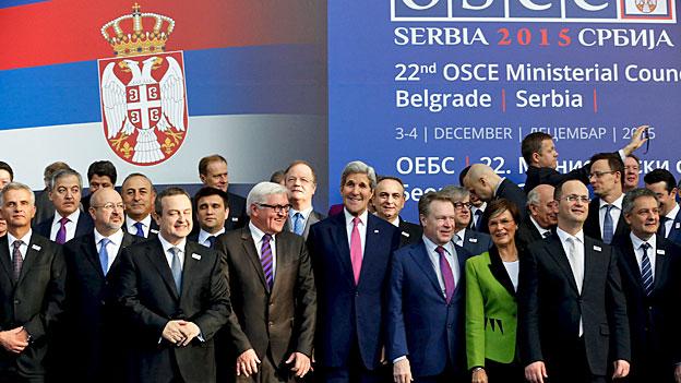 Ungewohntes Tandem in der OSZE - eine Bilanz