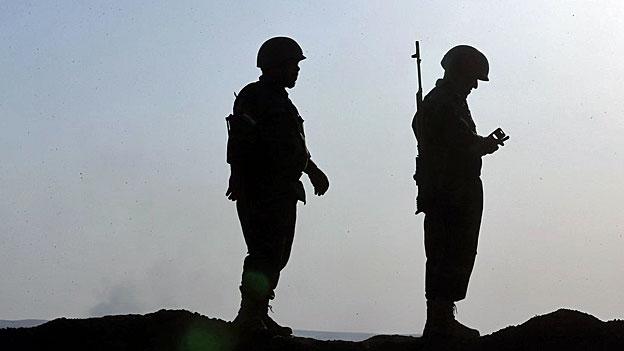 Irak fordert den Rückzug türkischer Soldaten