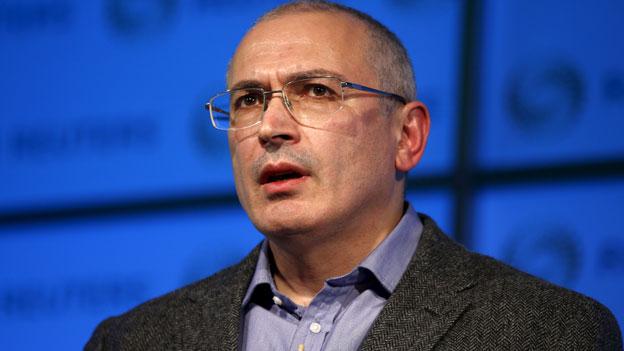 Russische Justiz bezichtigt Chodorkowski des mehrfachen Mordes