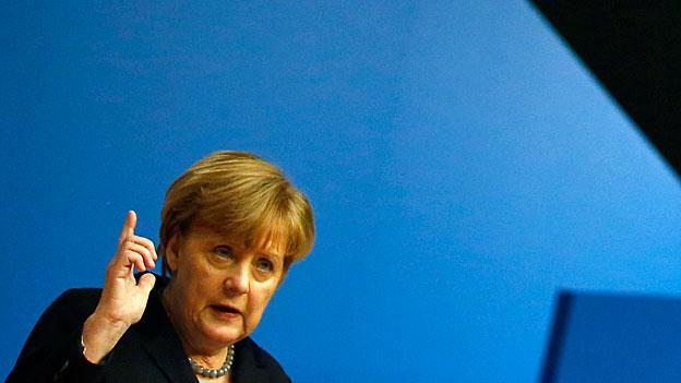 «Humanitärer Imperativ» - Merkel zur Flüchtlingspolitik