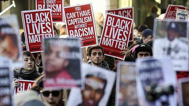 US-Präsidentschaft - ein Wahlkampf ohne Rassismusdebatte