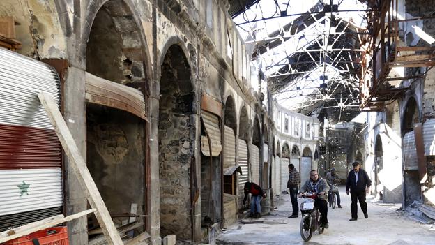 Hoffnung für Syrien?