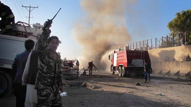 Taliban-Vormarsch Süd-Afghanistan: «Sieg stärkt Islamisten symbolisch»