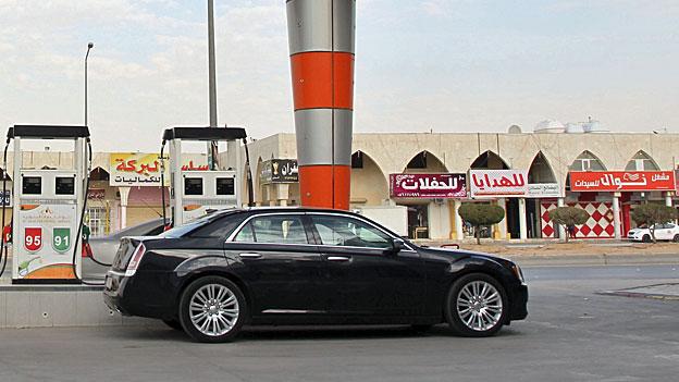 Billiges Öl zwingt Saudiarabien zum Sparen