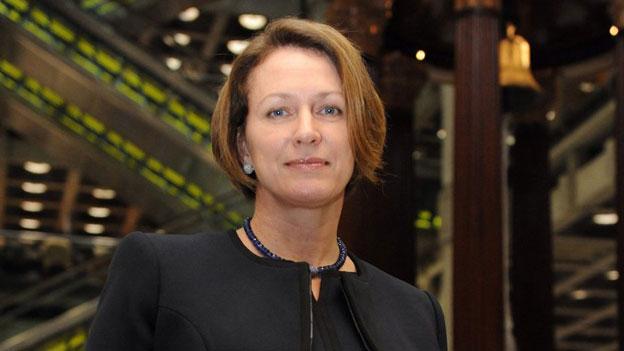 Lloyds-Managerin Inga Beale: «Ich will der Big Boss sein»